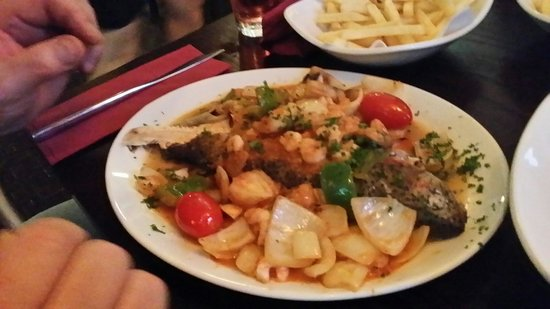 El Paso: Lovely meals