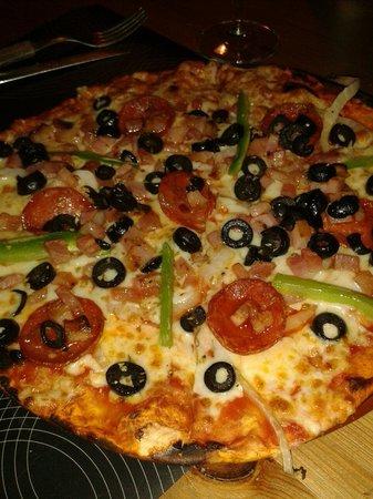 Pizza fotograf a de pizzeria la nonna palencia tripadvisor - Pizzeria la nonna ...