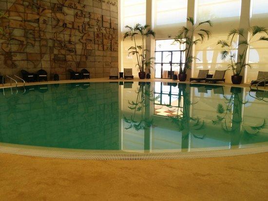 Crowne Plaza Vilamoura - Algarve: Indoor Pool