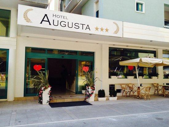 Hotel Augusta : Entrata