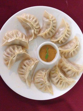 Bombay Kitchen: Nepali steamed dumplings
