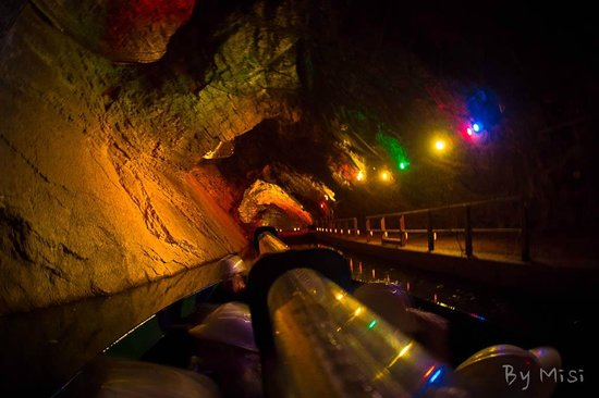 Dudley Canal Trust Trips: In the caves