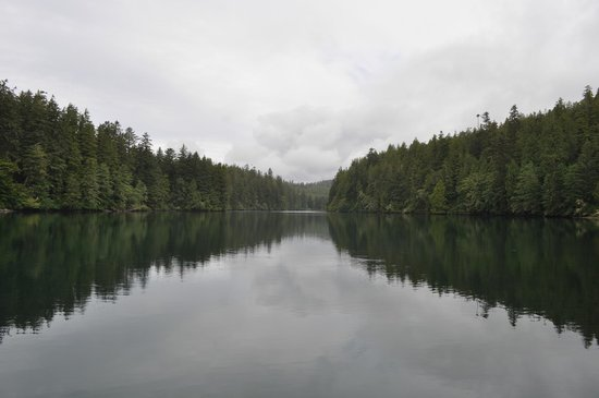 West Coast Trail: Nitinat Lake