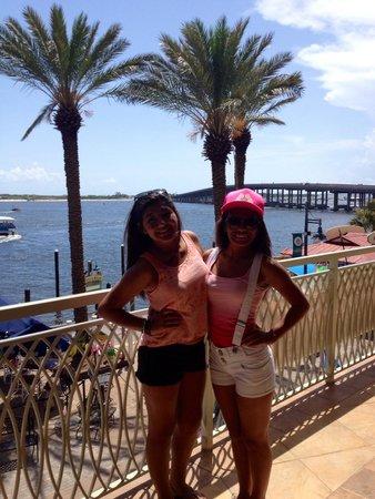 Destin Harbor: Beautiful views!
