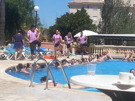 OLA Hotel Maioris : Aqua Gym at Ola Club Maioris