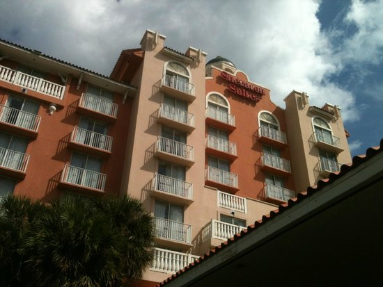 Sheraton Suites Cypress Creek Ft. Lauderdale: hotel