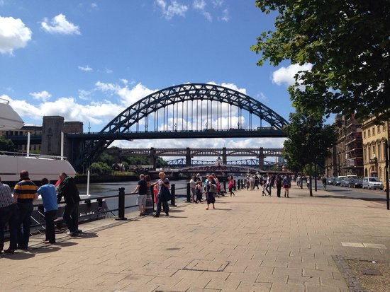 The Quayside : View from Quayside