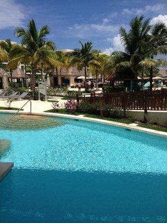 Paradisus Playa Del Carmen La Esmeralda : Pool right outside room
