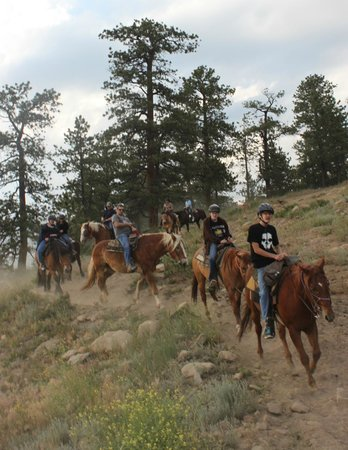 Sombrero Ranch Trail Ride