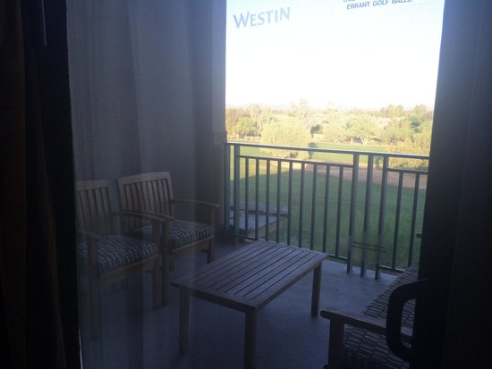 The Westin Kierland Villas: View from 7403