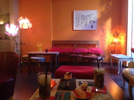 La Morocha Bar & Art: Lugar con encanto