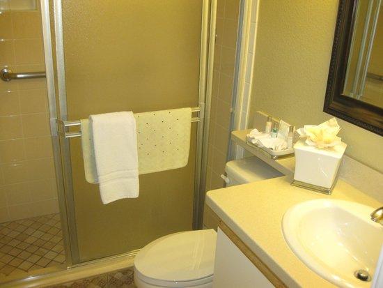 Jockey Club : ванная комната второй спальни