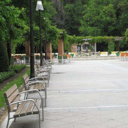 Parque Campo Grande: La Pergola