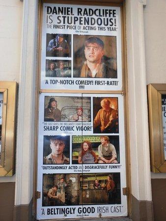 at Cort Theatre