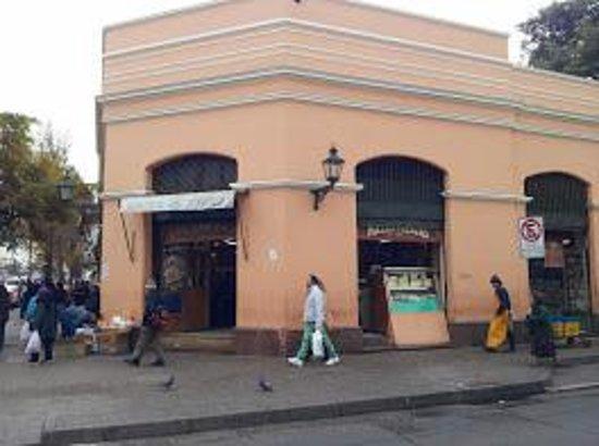 Bellavista: Zona de Mercado Central