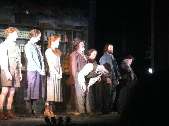 Cort Theatre: Cripple of Inishmaan