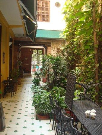 Casa La Fe - a Kali Hotel: Hall de entrada.