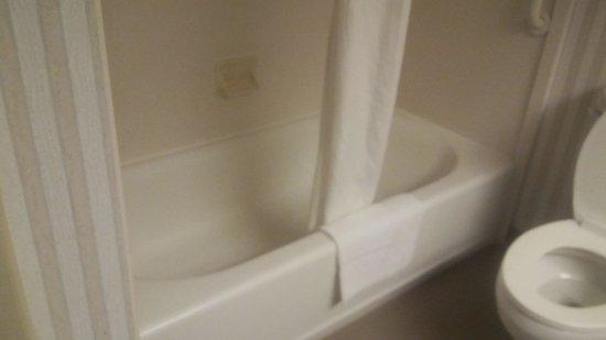 Comfort Suites Sawgrass: Bathtub