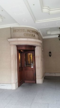 Hotel Monterey Osaka: Entrance