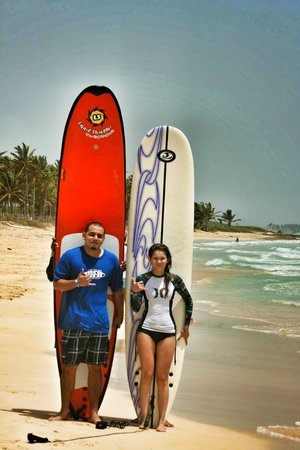 Macao Surf Camp : after 1st session