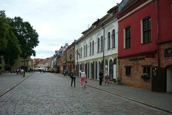Old Town Kaunas : Kowno