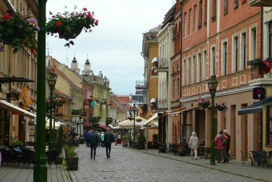 Old Town Kaunas: Kowno