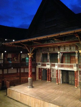 Shakespeare's Globe Theatre: Globe tour
