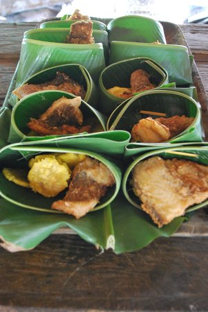 Embera Village Tours & More: Lunch!