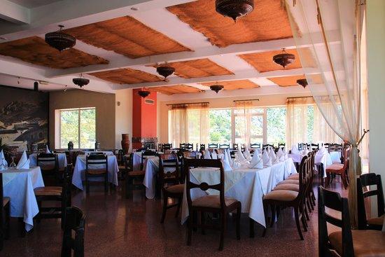 Hotel Atlas Chefchaouen: レストラン