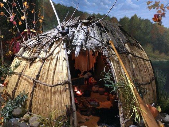 Geneva Lake Museum of History: Potawatomi Village