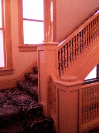 Hotel Majestic : Majestic staircase