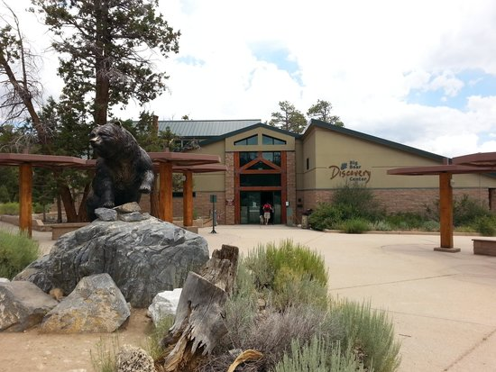 Big Bear Discovery Center: Entrance