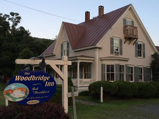 The Woodbridge Inn: The Inn