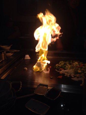 Okami Japanese Steakhouse