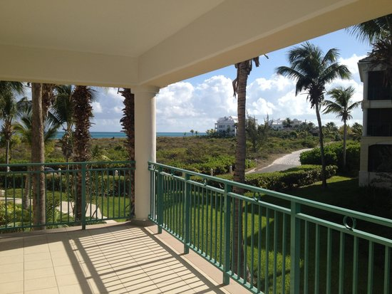 Sands at Grace Bay: From the front door