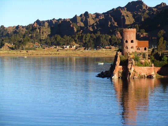 Castillo del Titicaca