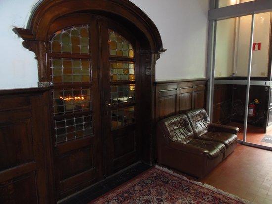 Hotel de Goezeput: Hall del acceso