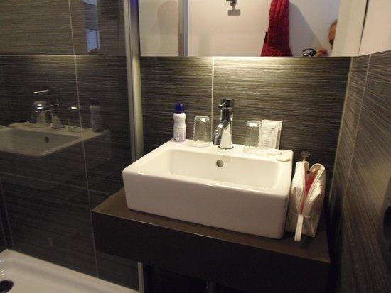 Hotel de Goezeput: Detalle del baño