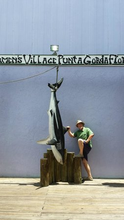 Fishermen's Village: Never too old to have fun.