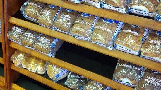 Sluys Poulsbo Bakery: they make their own breads