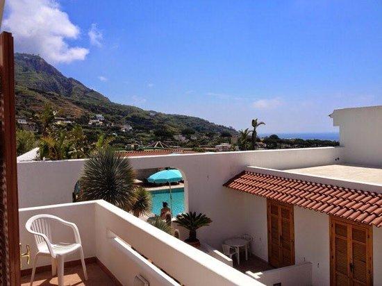 Miralisa Villa : Vista dalla camera