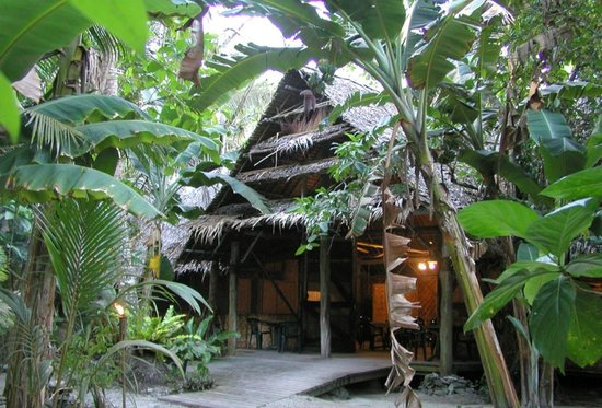 Kosrae Village Ecolodge & Dive Resort: The Famous Inum Restaurant