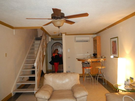Accra Beach Hotel & Spa : suite