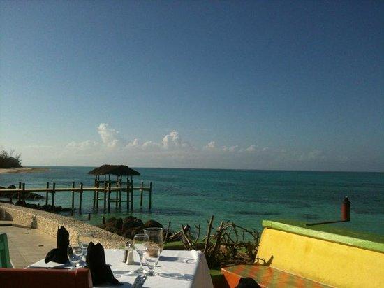 Compass Point Beach Resort: beach area