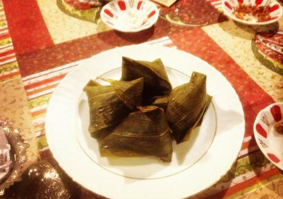 Homeros Pension & Guesthouse: zongzi