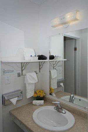 Valley Star Motel: Bathroom