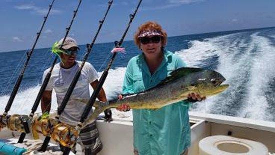 Linda D Sportfishing: My Big Catch!