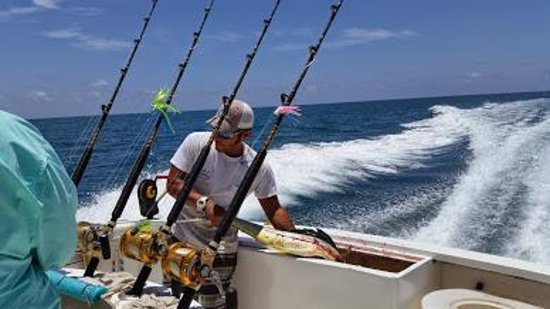 Linda D Sportfishing: Mate Jimmy!