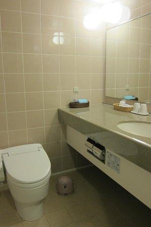 Okuhida Garden Hotel Yakedake : 大浴室