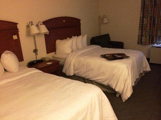 Hampton Inn White River Junction: Bedroom